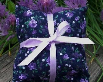 Lavender Sachets - Vintage Style Floral Lavendar Drawer Fresheners