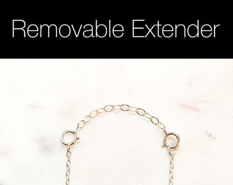 Removable Extender