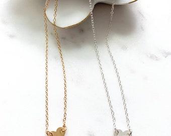 Petite Heart Necklace