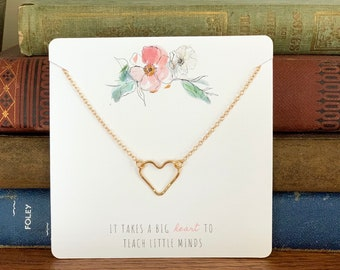 It Takes a Big Heart Necklace