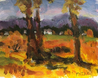 Autumn Farmlands