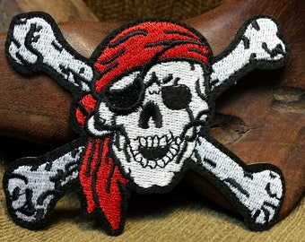 SALE #HonorSacrifice ~ Jolly Roger Patch