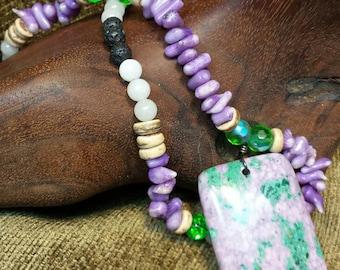 The Secret Garden Necklace