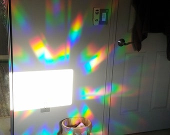 Prism Rainbow Maker Window Stickers