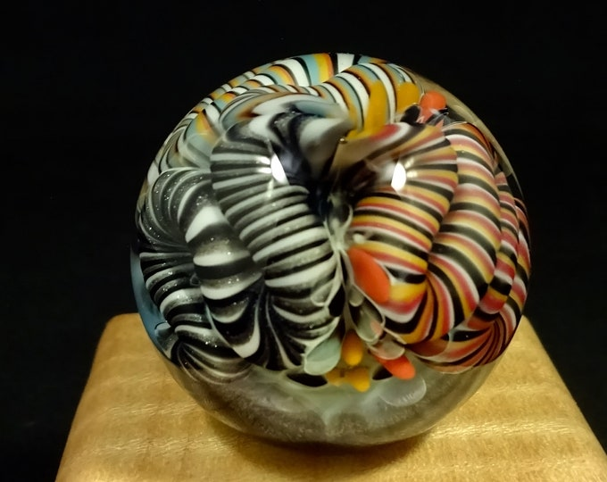 Featured listing image: Contemporary Glass Marble ~ Cane Marble