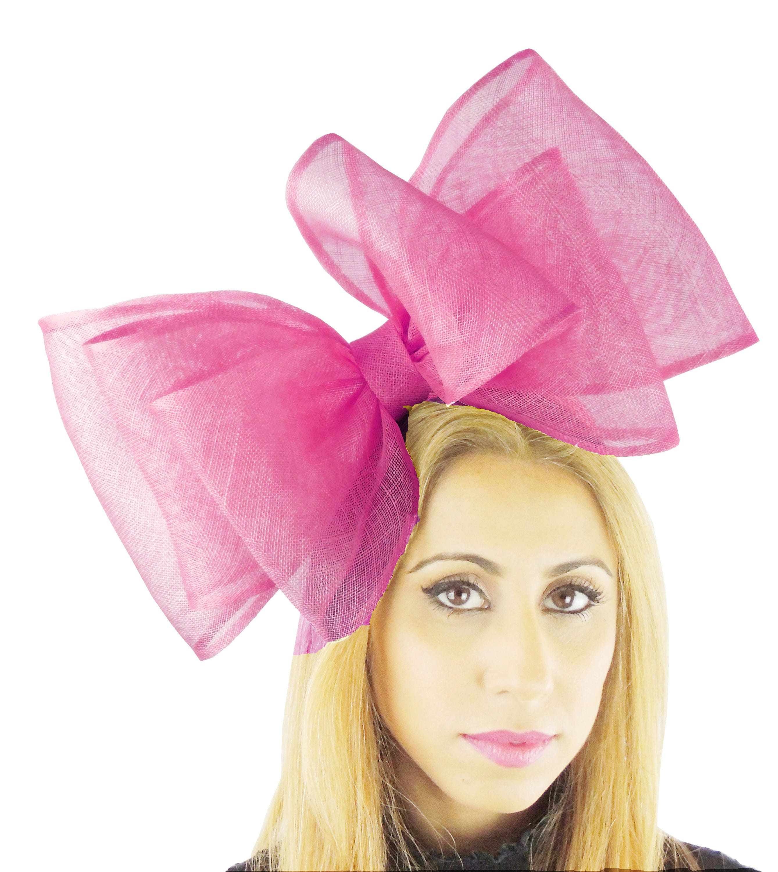Fuschia Pink Wedding Hats Uk 5ef4787364f