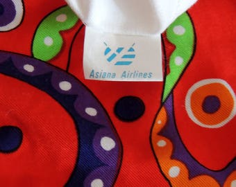 ASIANA Airlines Flight Attendant Apron