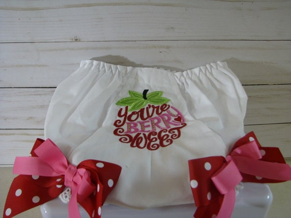 Vintage Strawberry Shortcake Doll Berry Babies baby undies Underwear daiper part