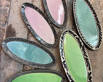 Oval Platter CHOOSE Design