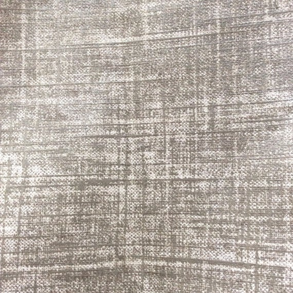 Platinum Linen Upholstery Fabric by the yard