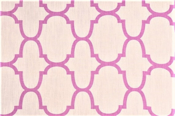 Kravet Dyer Fabric in Orchid by the yard