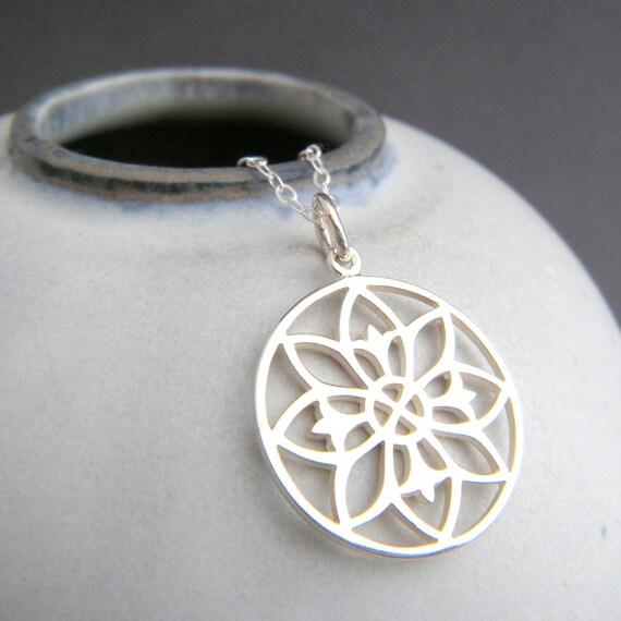 US SELLER-craft charms bulk mandala flower boho pendant slider scarf rings set
