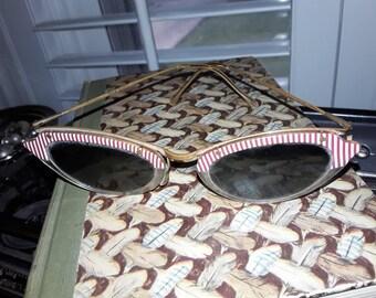 Vintage Cateye Sunglasses