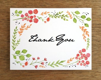 Printable Thank You Card Yellow And White Vintage Rose Thank