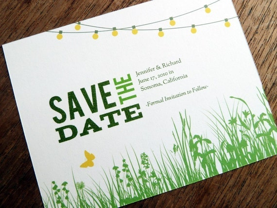 printable save the date card save the date template etsy