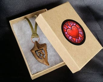 Iron Bull's Dragon Tooth - Gift Box Included