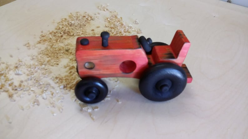 Toy Tractor image 0