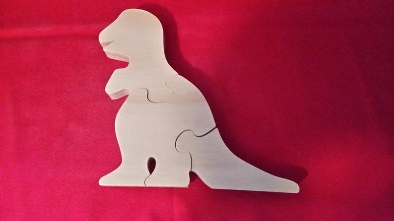 Lg  T-Rex Puzzle