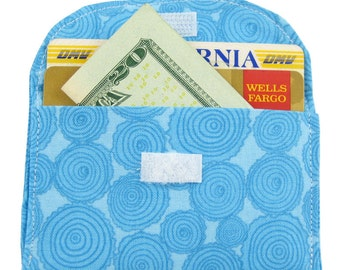 MoneySleeve (Instant Download) PDF Pattern- have your mini wallet TODAY, aGreenSleeve, wallet, money pouch, pill pouch, gift card holder