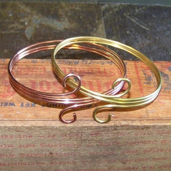 Armlet Upper Arm Bracelet Gold Hammered Arm Band Armband Silver Bronze Copper Brass Upper Arm Jewelry