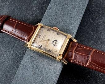 Gruen Curvex Precision Watch (A2295)