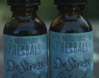 DeStress Extract, one ounce