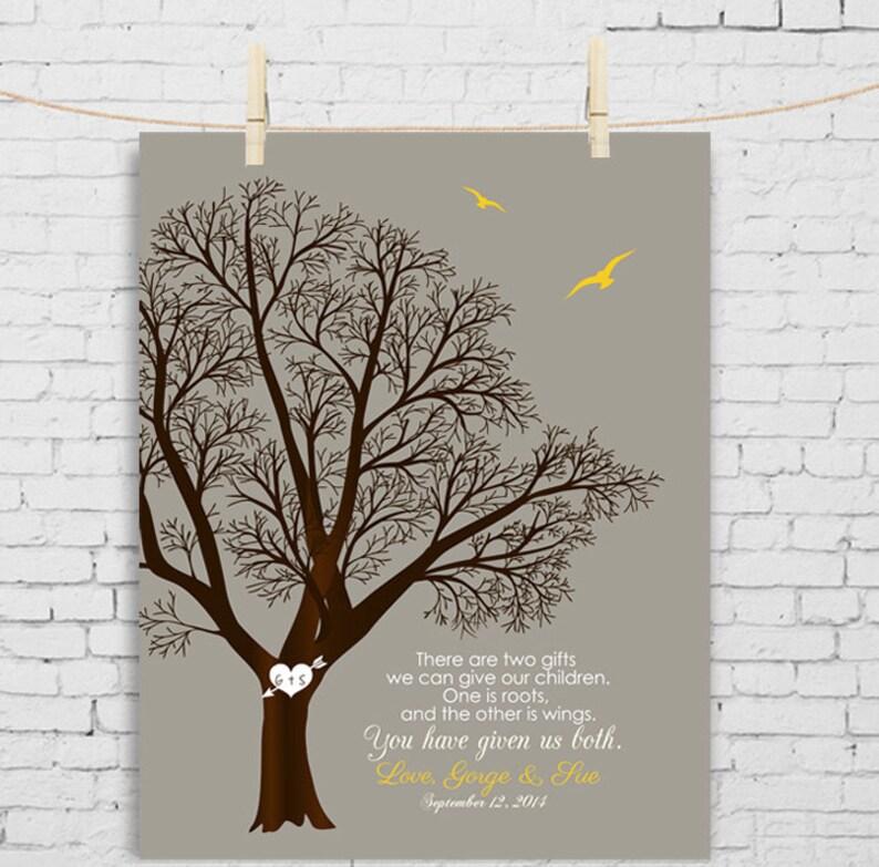Cadeau De Remerciement Parents Merci Parents Mariage Cadeau Parents Cadeaux De Remerciements Pour Cadeau De Mariage Pour Les Parents De La Mariée