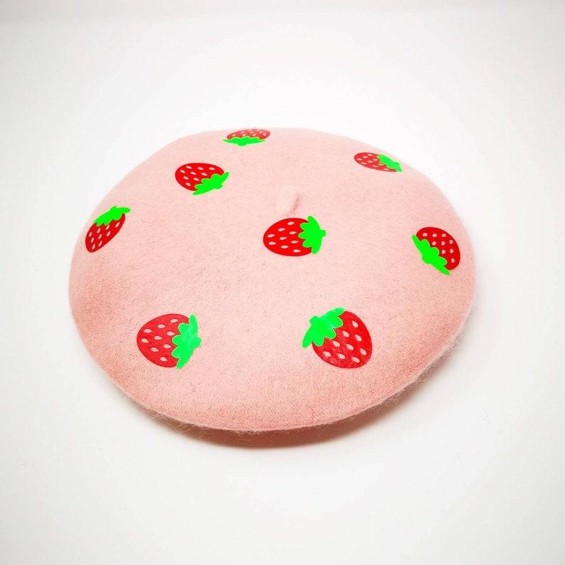 Strawberry Beret image 0