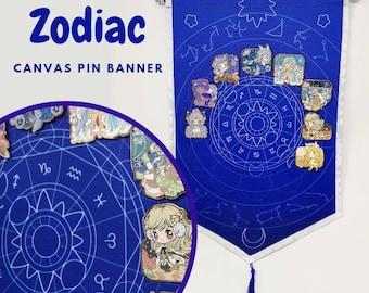 Zodiac Display Banner - Kittynaut