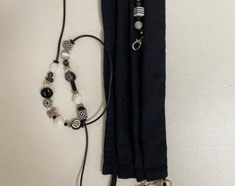 Mask Holder or Necklace