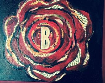 """Jim Beam """"B"""" pin from Gallopaloosa Horse"""