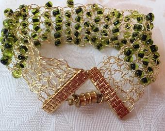 Green Nile Bracelet