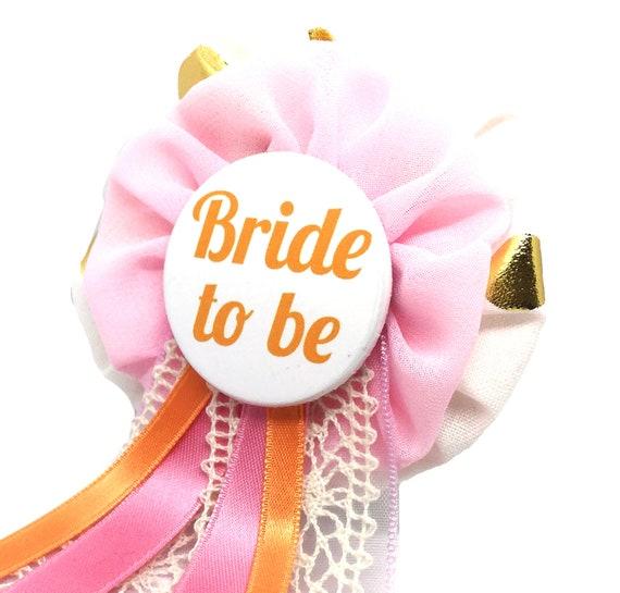 "Schleier /""Bride to Be/"" Haarreifen Eukalyptus Accessoires Junggesellenabschied"
