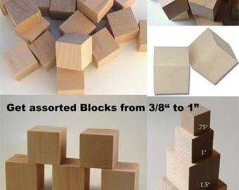 37 1 inch birch wooden blocks-Parrot toys