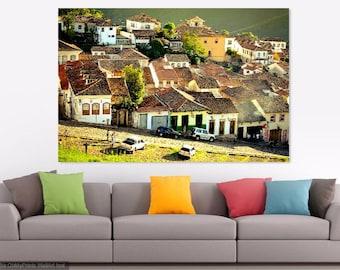 Ouro Preto Minas Gerais Brazil Photograph. Landscape. Various Sizes