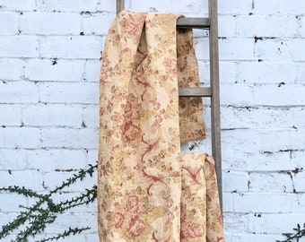 Mulberry Upholstery Fabric - Mulberry cotton damask - Mulberry interior fabric - Mulberry home lifestyle - vintage designer fabric