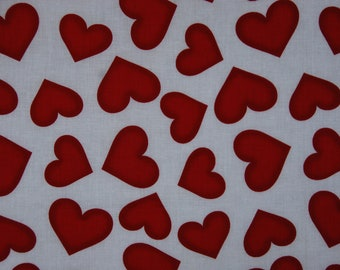 Simple Hearts Fabric 2012