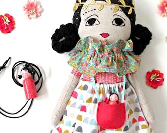 soft doll heirloom doll