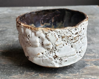 Toasted Marshmallow Handmade Ceramic Cup