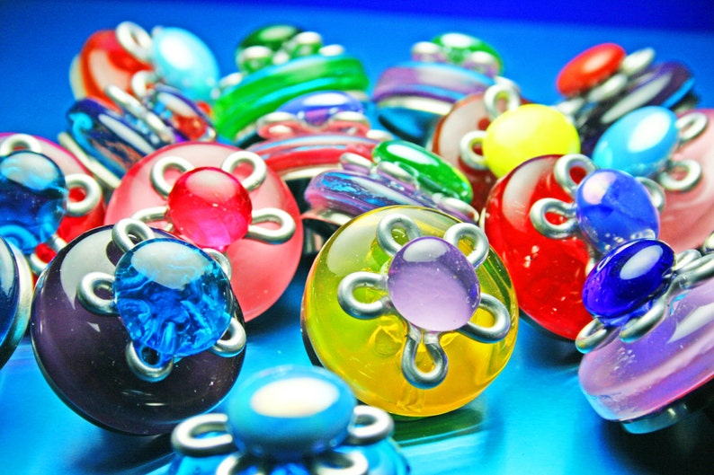 Colorful Glass Cabinet Knobs Kitchen Cabinet Knobs Furniture Etsy
