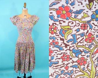 1940s-50s DRESSES