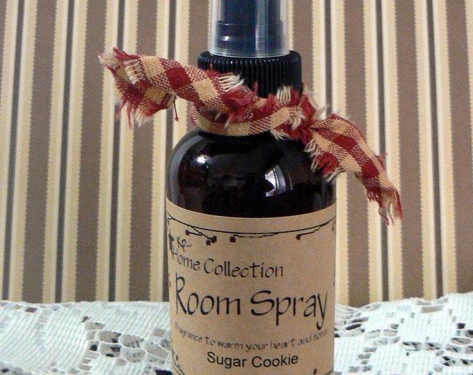 Sugar Cookie Room Spray KP Primitive Home Collection 4 oz Air Freshener