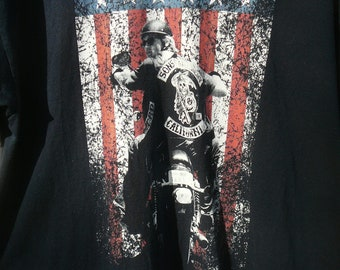 SONS of ANARCHY Collectible Teeshirt - XL