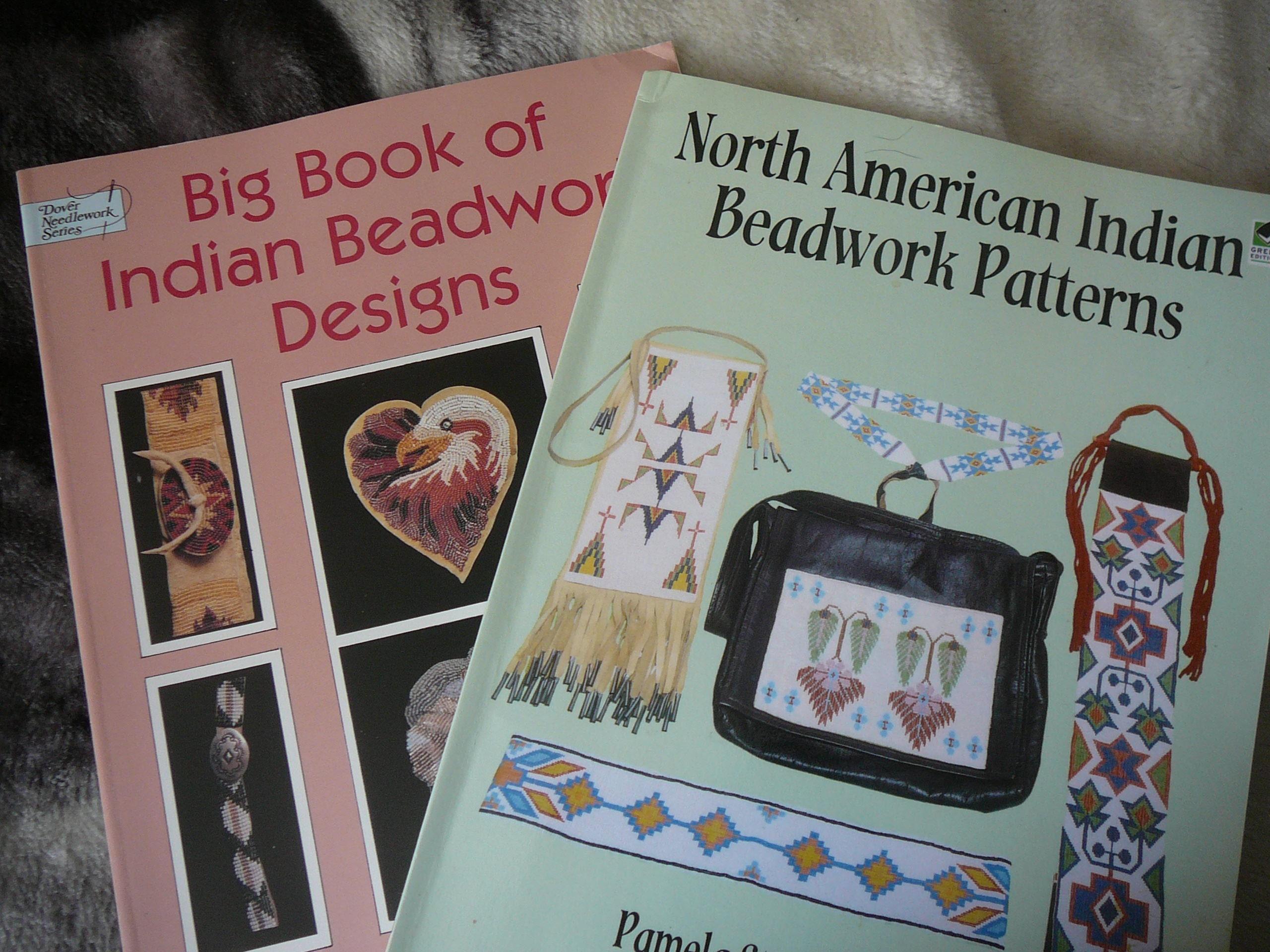 Big Book of Indian Beadwork Designs (Dover Needlework)