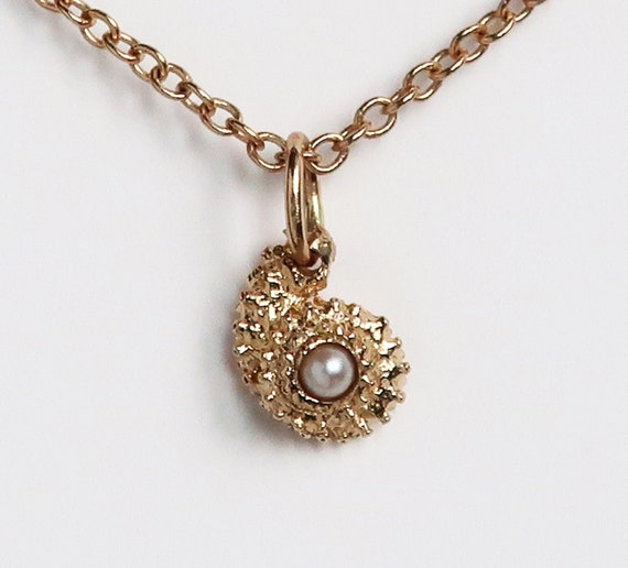 Gold & Cultured Pearl Tentacle Necklace-Ready to Ship