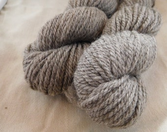 Natural Color Bulky Coopworth Wool