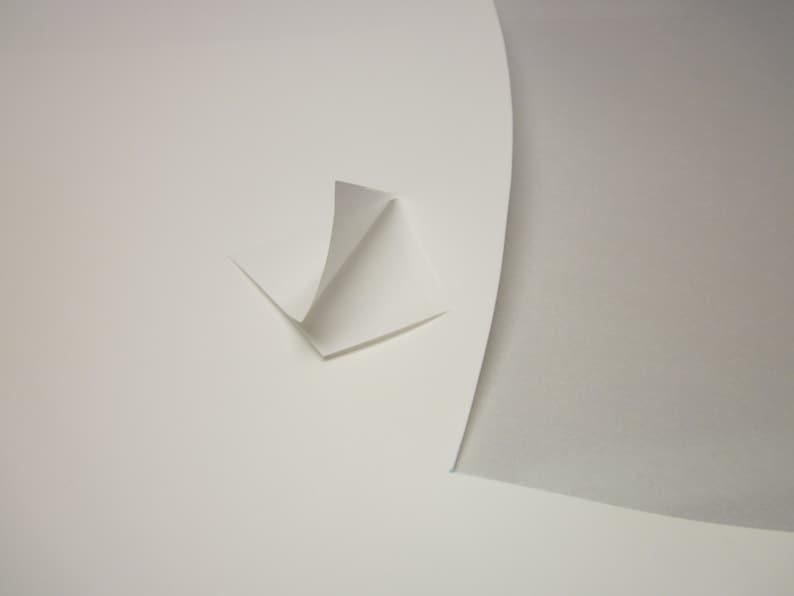 2 Yards Adhesive Styrene Lamp Shade Material Pressure image 0