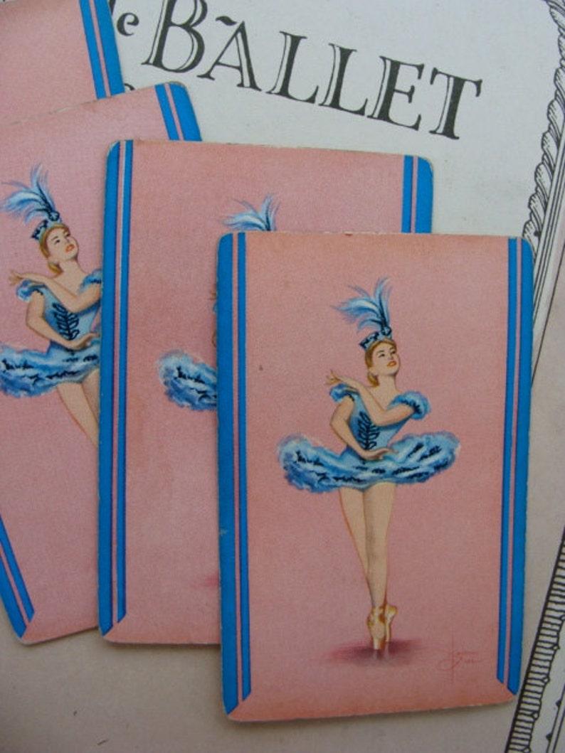 63 personnalisé autocollants adresse sac fête thank you-ballerina ballet pumps