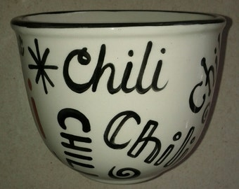 The BEST CHILI bowl ever
