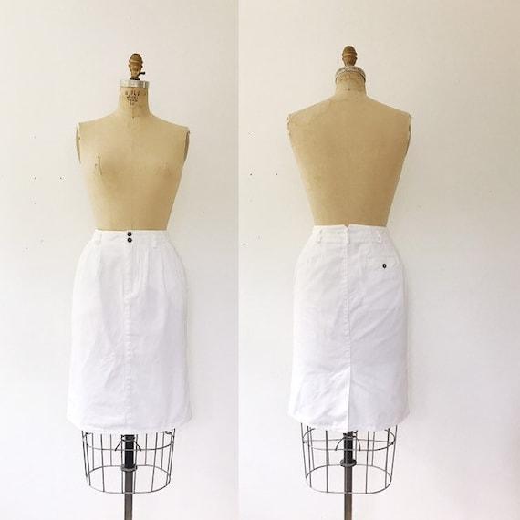 Dalena Wrap skirt  handpainted skirt  Texas skirt